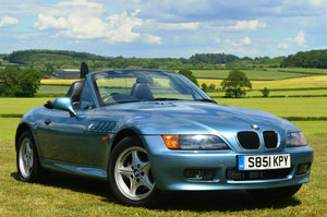 1998/S BMW Z3 1.9 Roadster Convertible Petrol Manual *F.S.H*