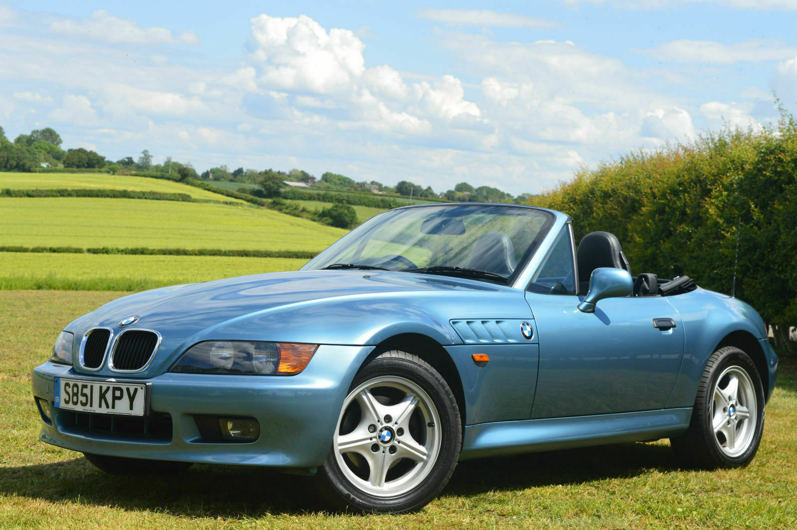 1998/S BMW Z3 1.9 Roadster Convertible Petrol Manual *F.S.H* For Sale (picture 2 of 6)