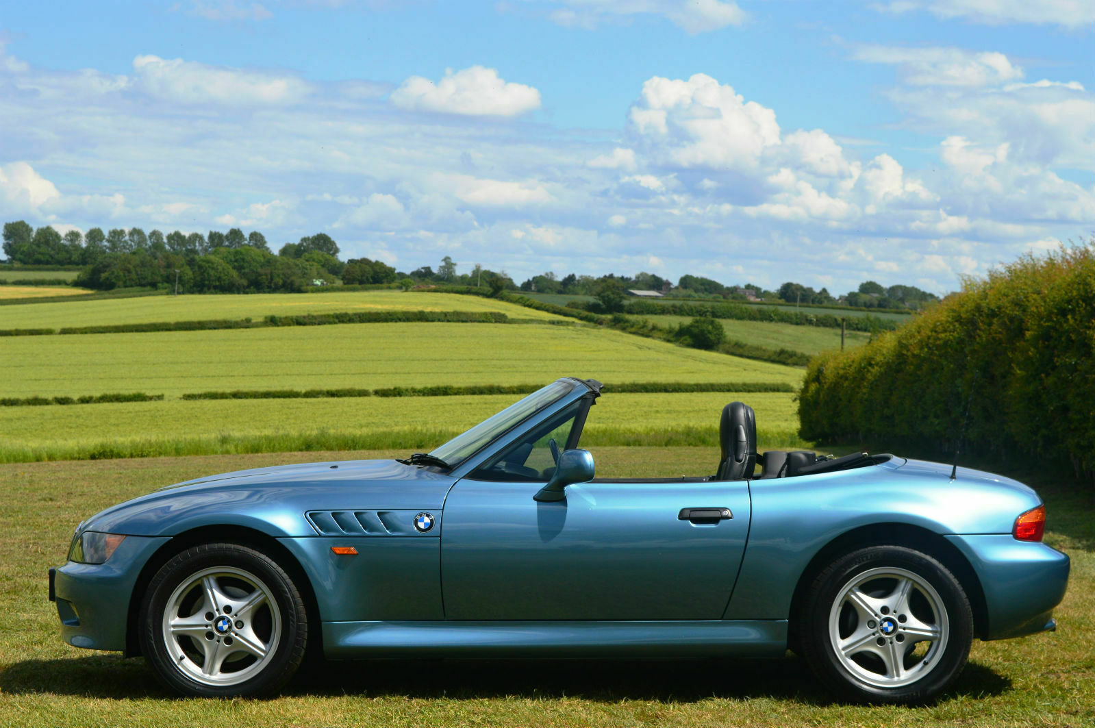 1998/S BMW Z3 1.9 Roadster Convertible Petrol Manual *F.S.H* For Sale (picture 3 of 6)