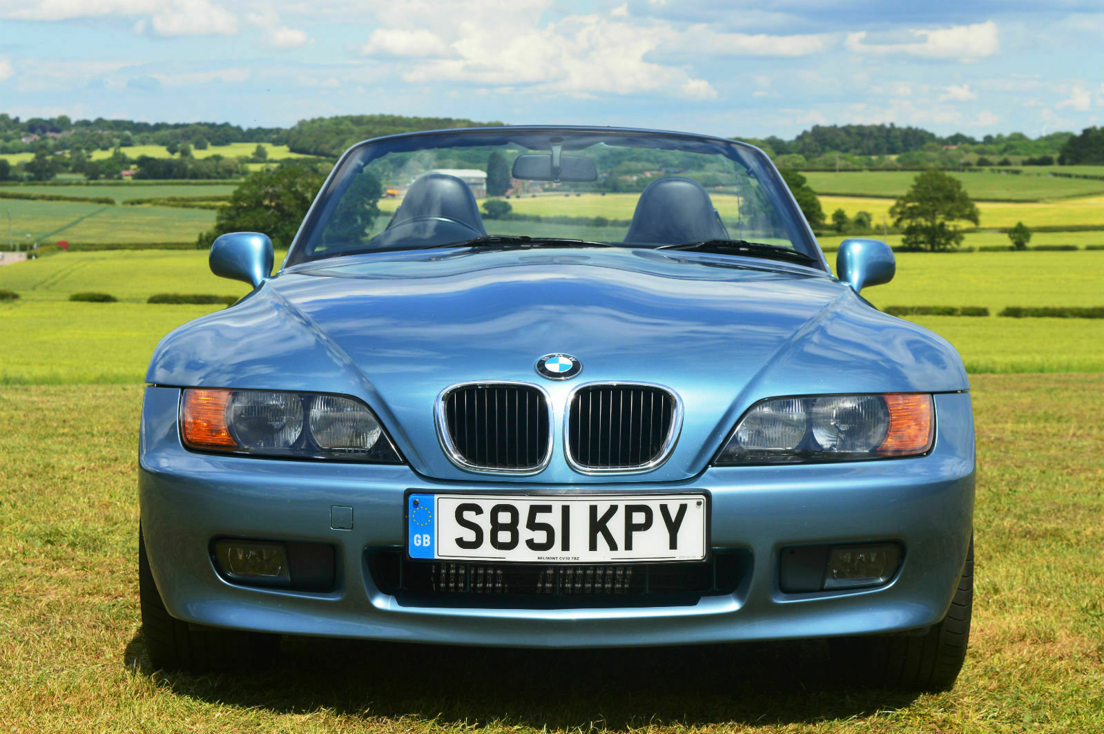 1998/S BMW Z3 1.9 Roadster Convertible Petrol Manual *F.S.H* For Sale (picture 4 of 6)