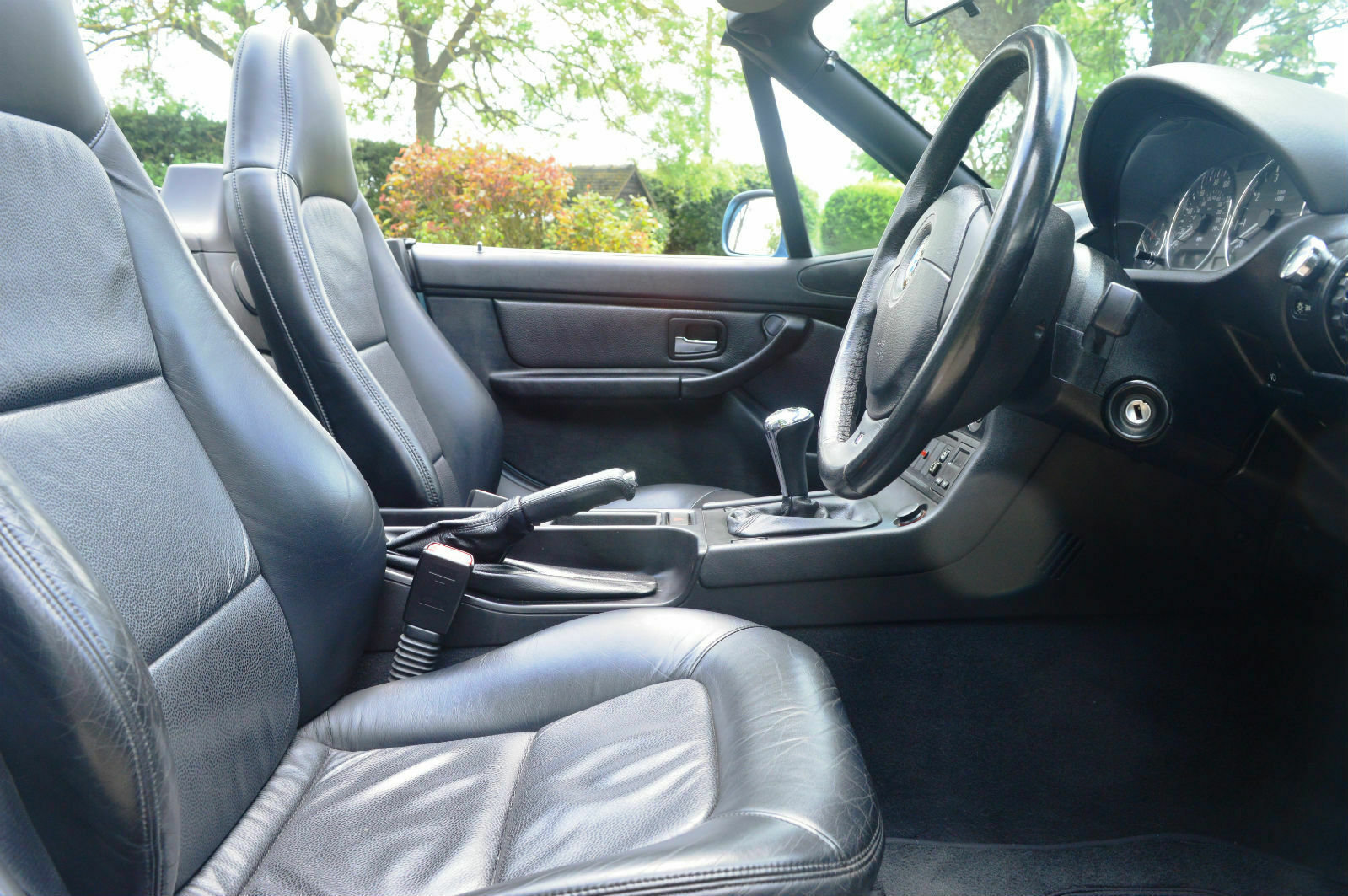 1998/S BMW Z3 1.9 Roadster Convertible Petrol Manual *F.S.H* For Sale (picture 5 of 6)