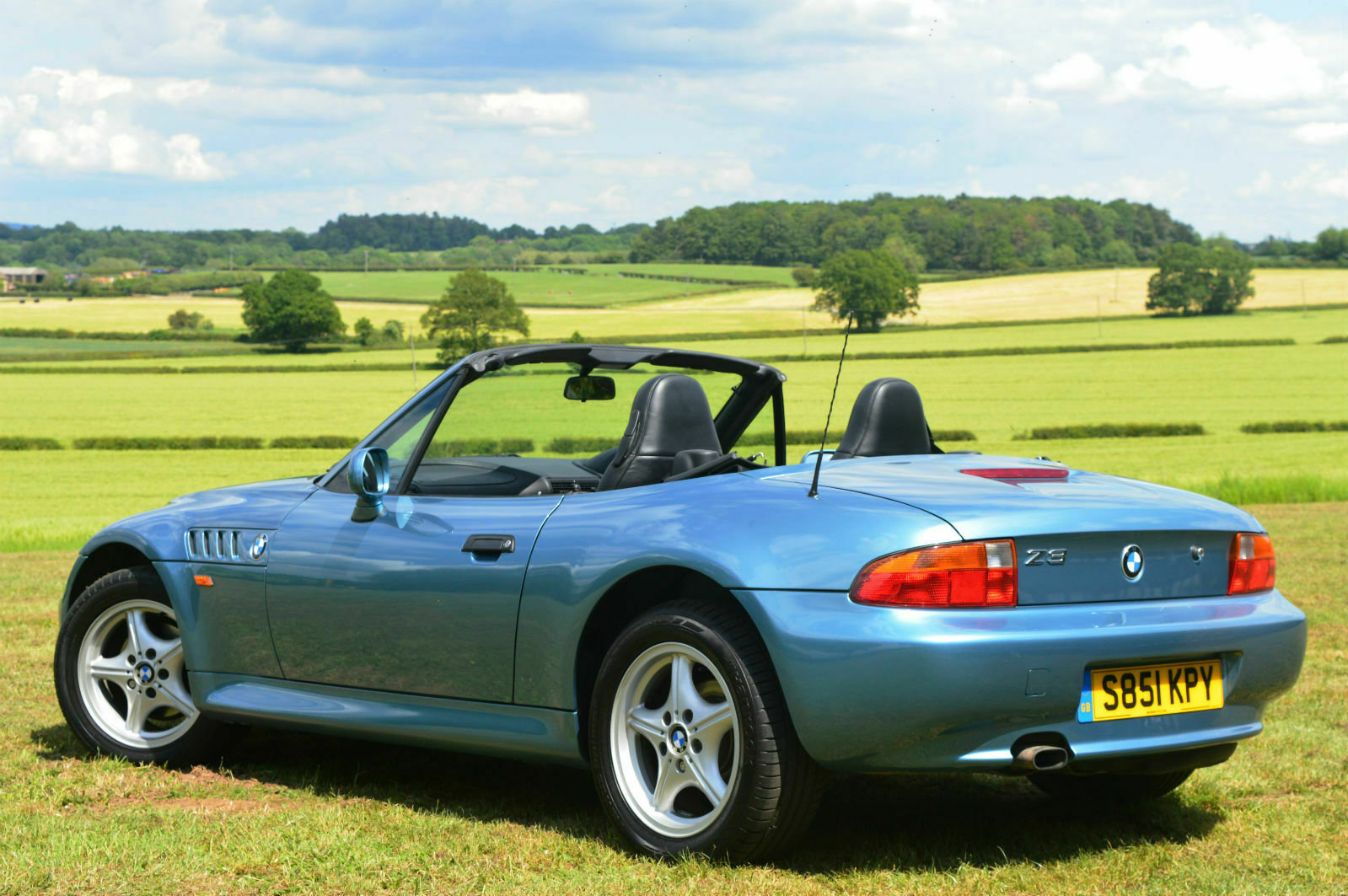 1998/S BMW Z3 1.9 Roadster Convertible Petrol Manual *F.S.H* For Sale (picture 6 of 6)