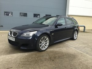 2007 BMW 5.0 V10 M5 Touring For Sale