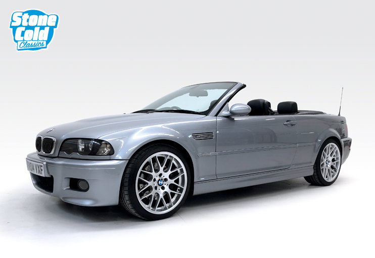 2004 Bmw M3 3 2 Smg Convertible For Sale Car And Classic