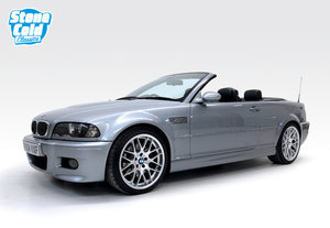 2004 BMW M3 3.2 SMG Convertible For Sale