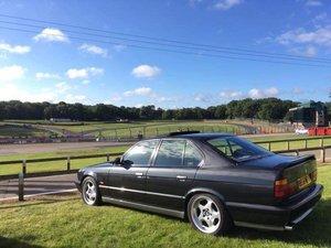1993 E34 M5 3.8 For Sale