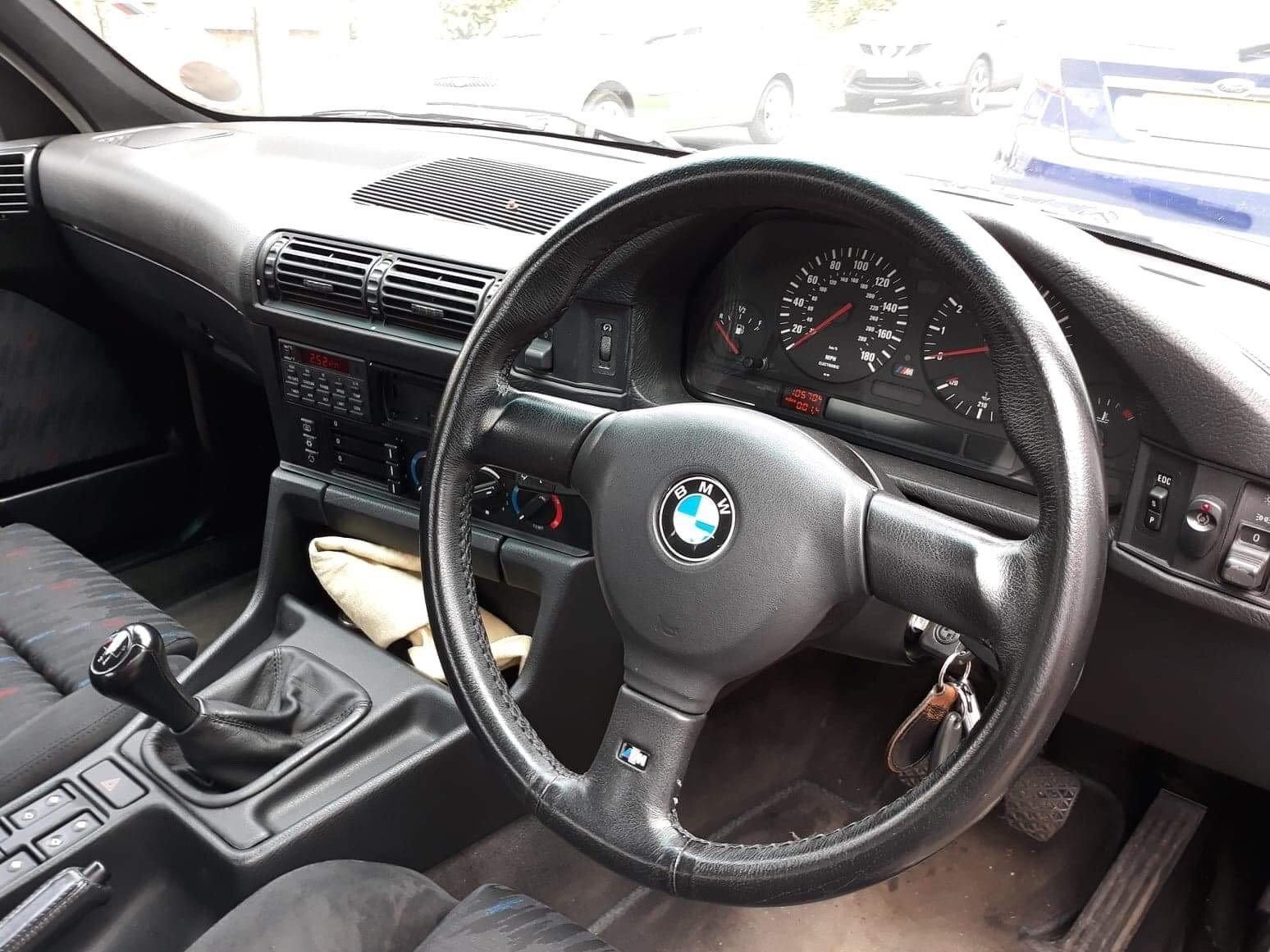1993 E34 M5 3.8 For Sale (picture 4 of 6)