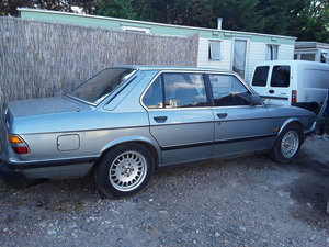 1985 BMW E28 528I SE For Sale
