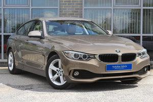 2016 16 BMW 4 SERIES 420D SE GRAN COUPE AUTO