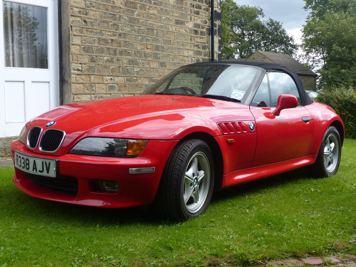 1997 BMW Z3 2.8 For Sale (picture 1 of 6)