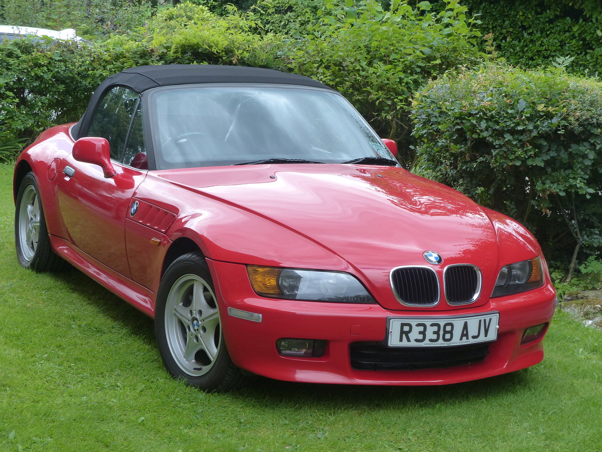 1997 BMW Z3 2.8 For Sale (picture 2 of 6)