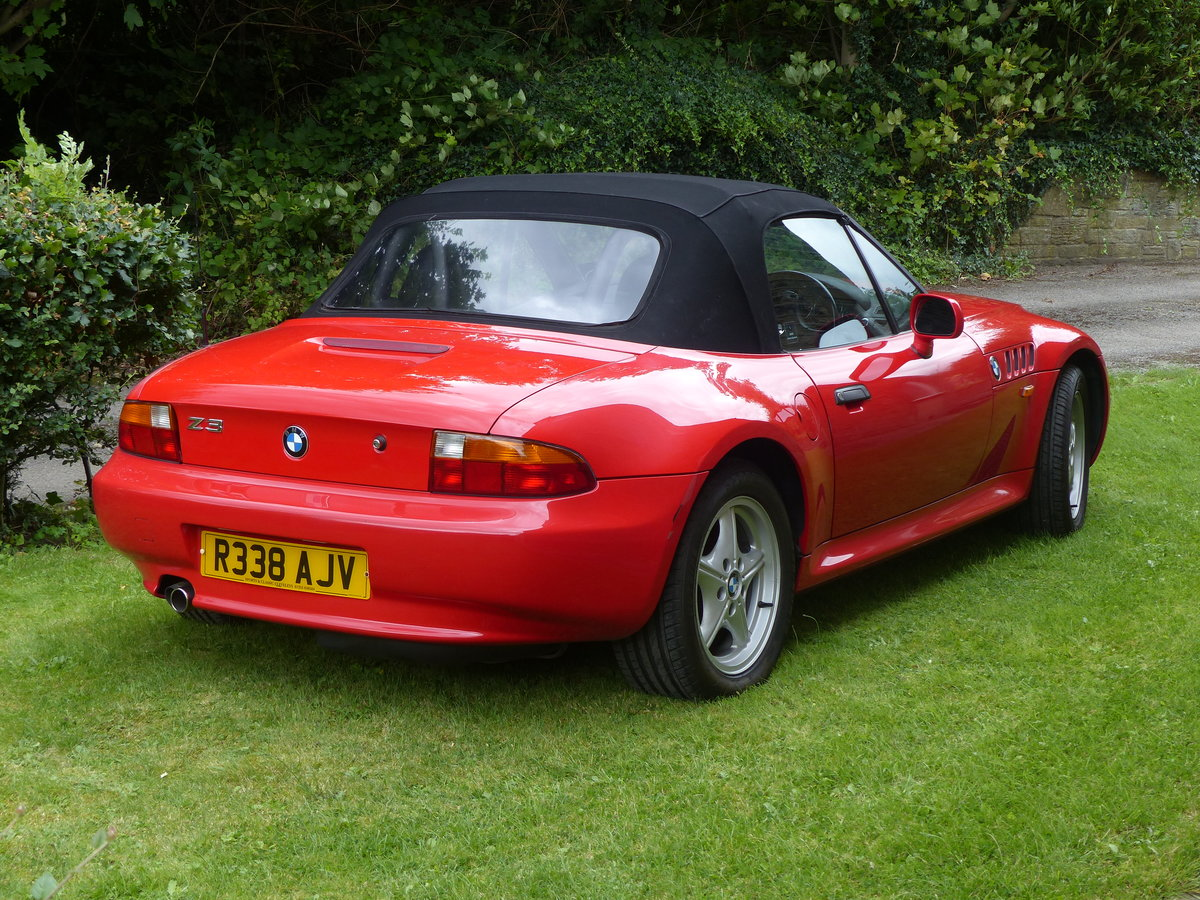 1997 BMW Z3 2.8 For Sale (picture 4 of 6)