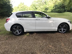 2012 BMW Perfect condition low mileage 1 owner from new For Sale