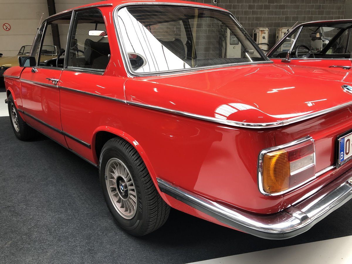 1975 BMW 2002 Tii For Sale (picture 6 of 6)