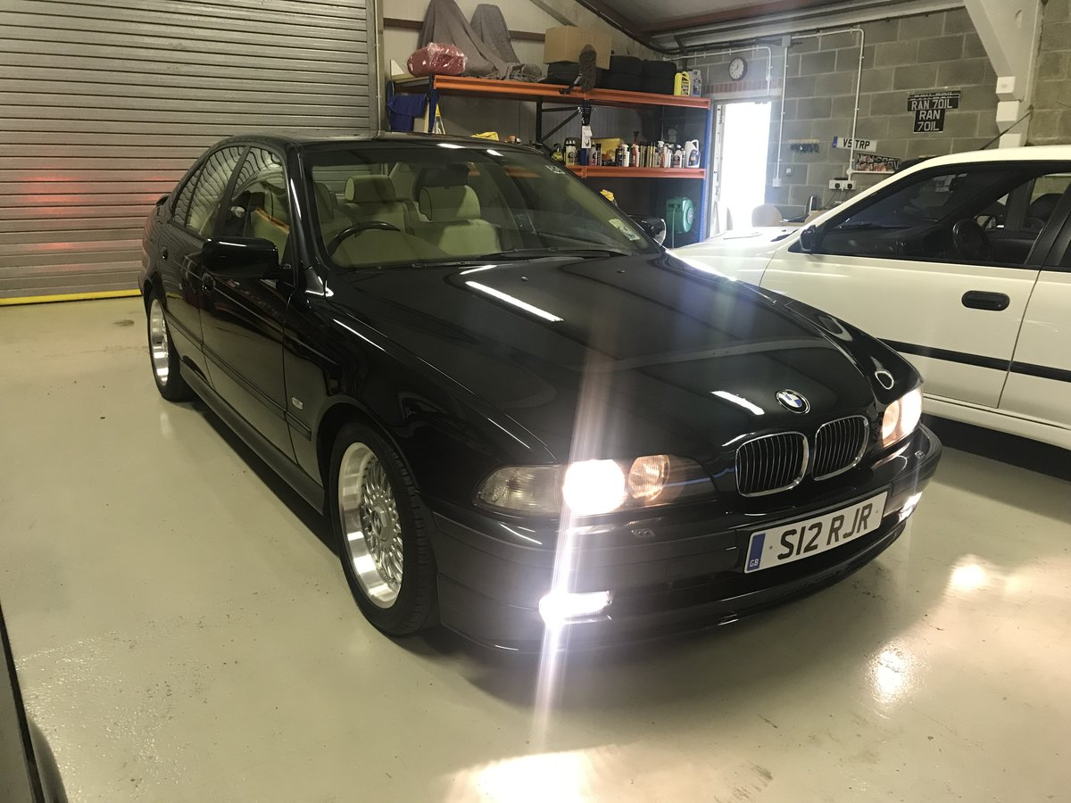 1998 ABSOLUTELY STUNNING BMW 540i INDIVIDUAL MINT  For Sale (picture 1 of 6)