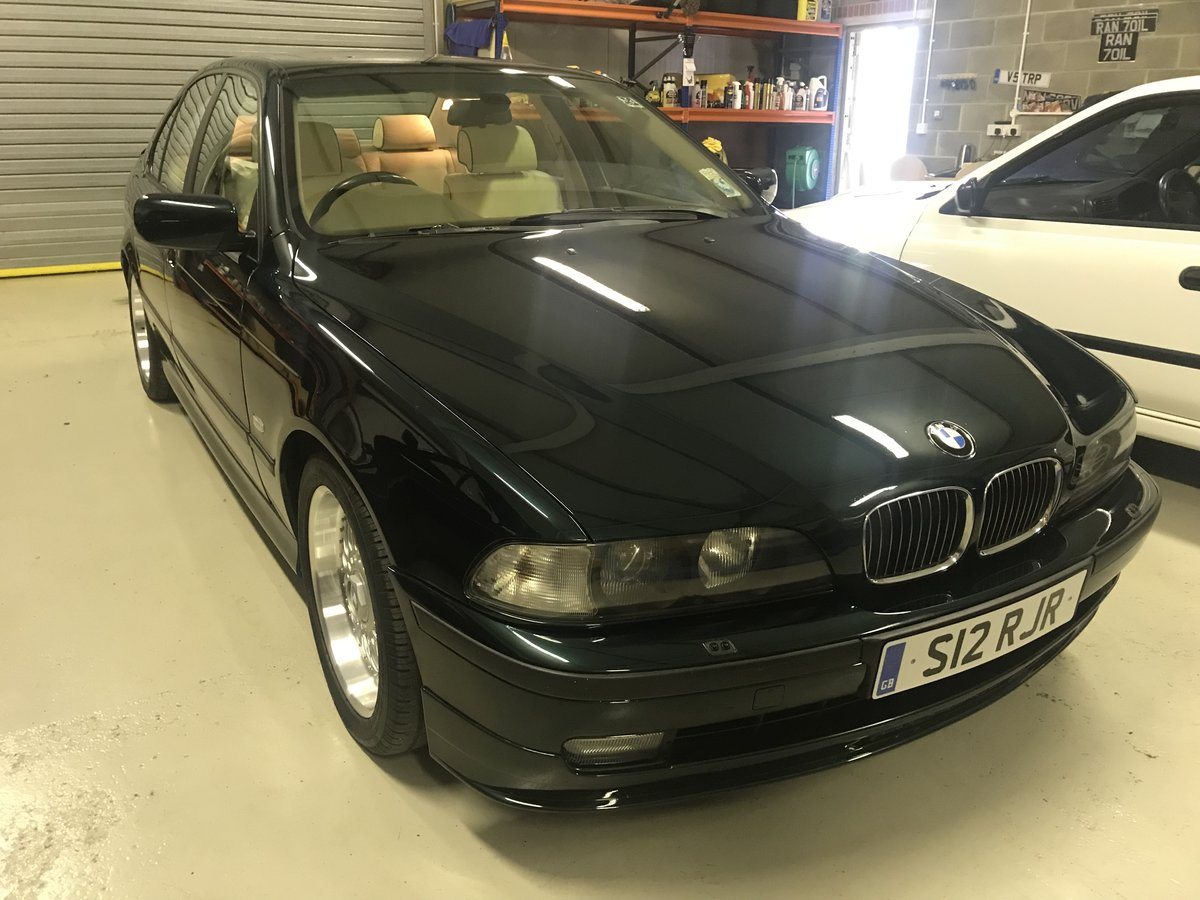 1998 ABSOLUTELY STUNNING BMW 540i INDIVIDUAL MINT  For Sale (picture 3 of 6)