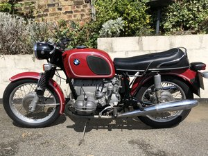 1973 BMW R75/5 Original UK 3 owner  For Sale