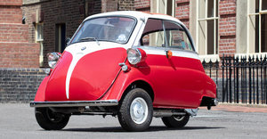 1958 BMW ISETTA 300 MICROCAR For Sale by Auction