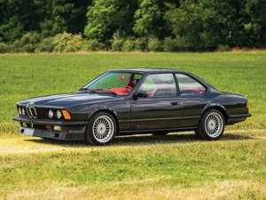 1987 BMW Alpina B7 Turbo Coup3  For Sale by Auction