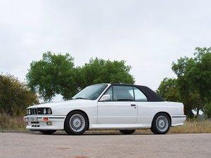 1990 BMW M3 Convertible