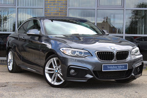 2016 BMW 2 SERIES 220I M SPORT  For Sale