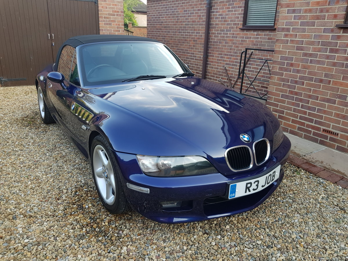 1997 BMW Z3 2.8 Excellent condition, enthusiast owned For Sale (picture 1 of 6)