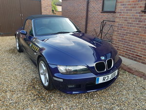 1997 BMW Z3 2.8 Excellent condition, enthusiast owned For Sale