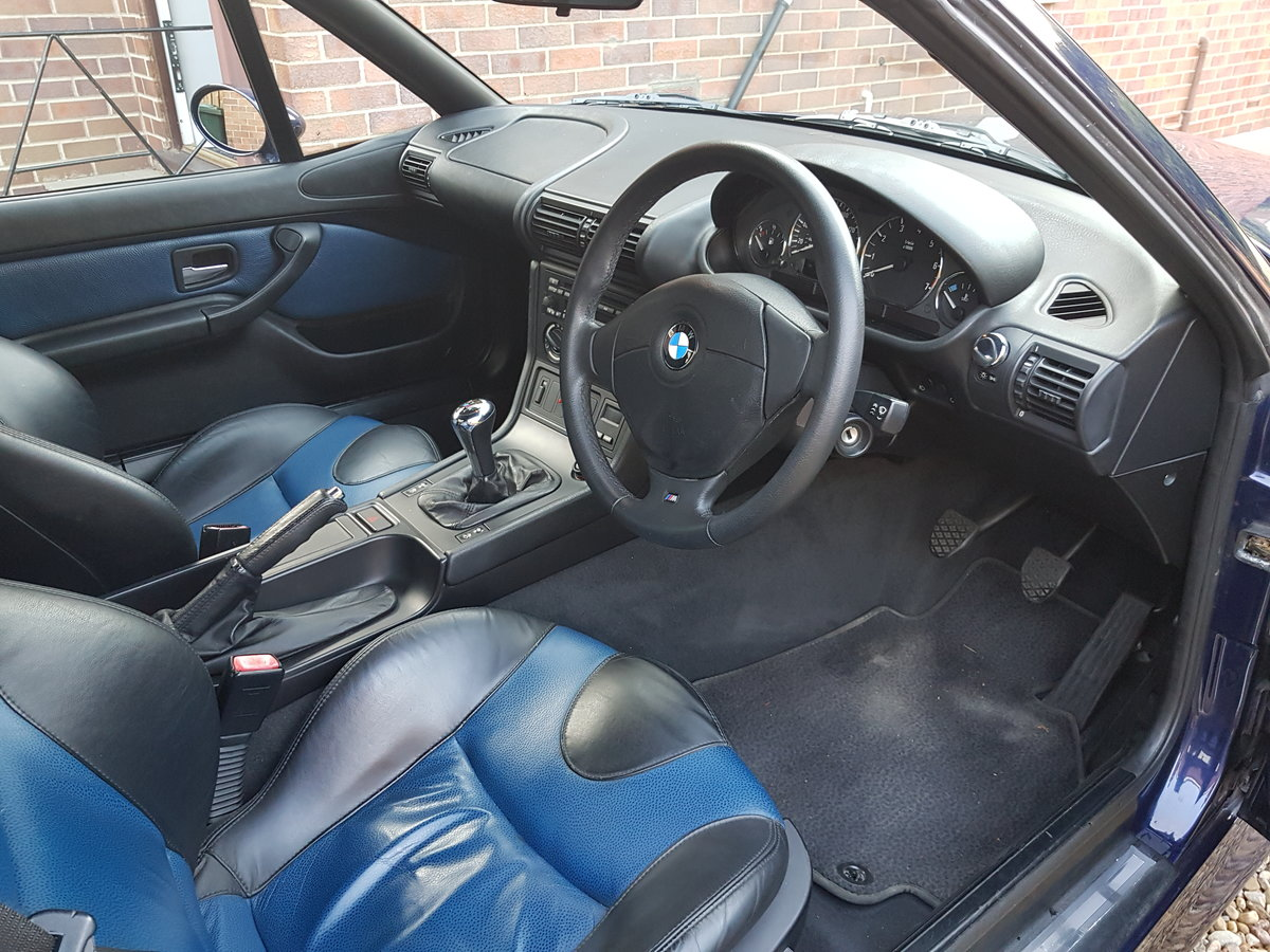 1997 BMW Z3 2.8 Excellent condition, enthusiast owned For Sale (picture 5 of 6)