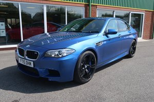 2015 M5 4.4 V8 DCT Auto 3,100 MILES FROM NEW For Sale