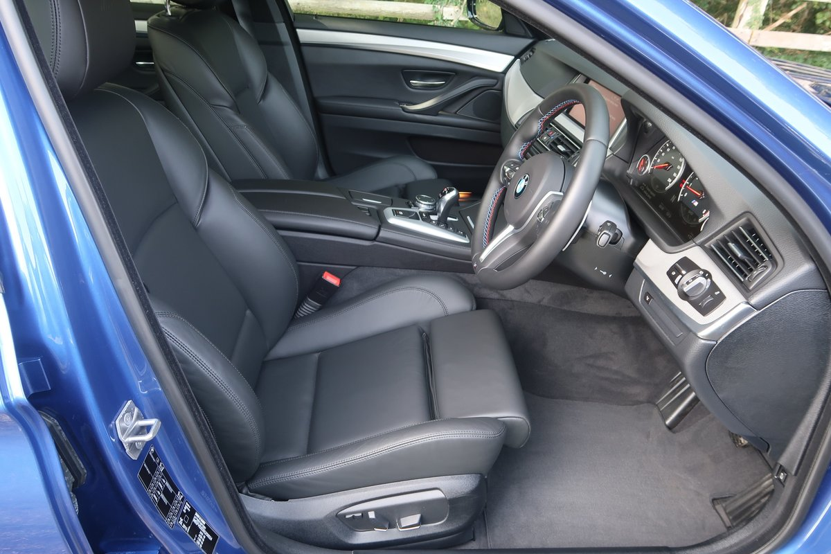 2015 M5 4.4 V8 DCT Auto 3,100 MILES FROM NEW For Sale (picture 5 of 6)