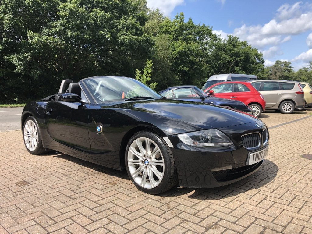 2007 (07) BMW Z4 2.0i SE  For Sale (picture 1 of 6)