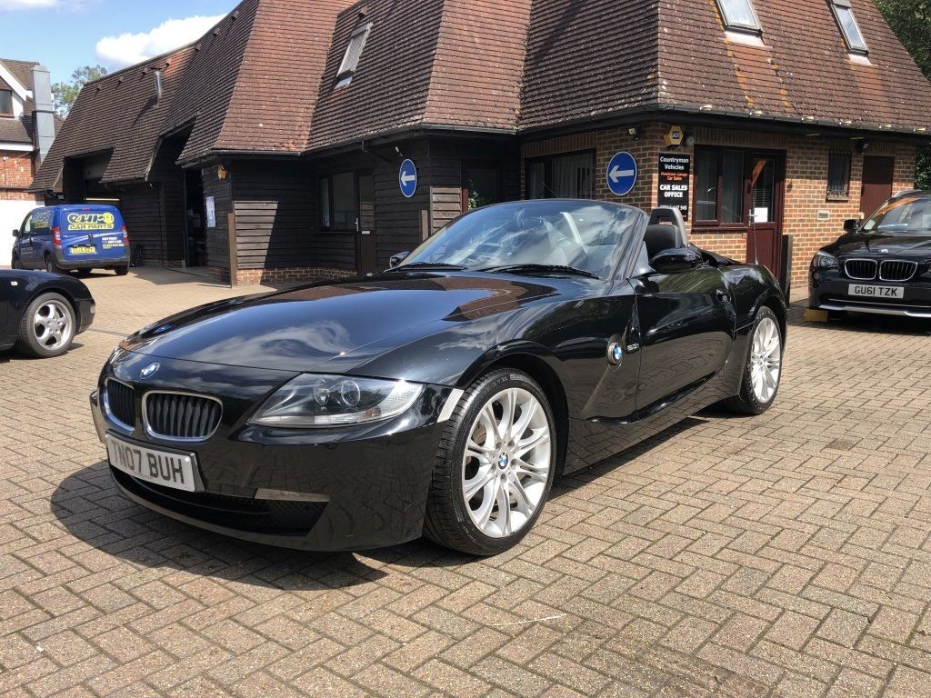 2007 (07) BMW Z4 2.0i SE  For Sale (picture 2 of 6)