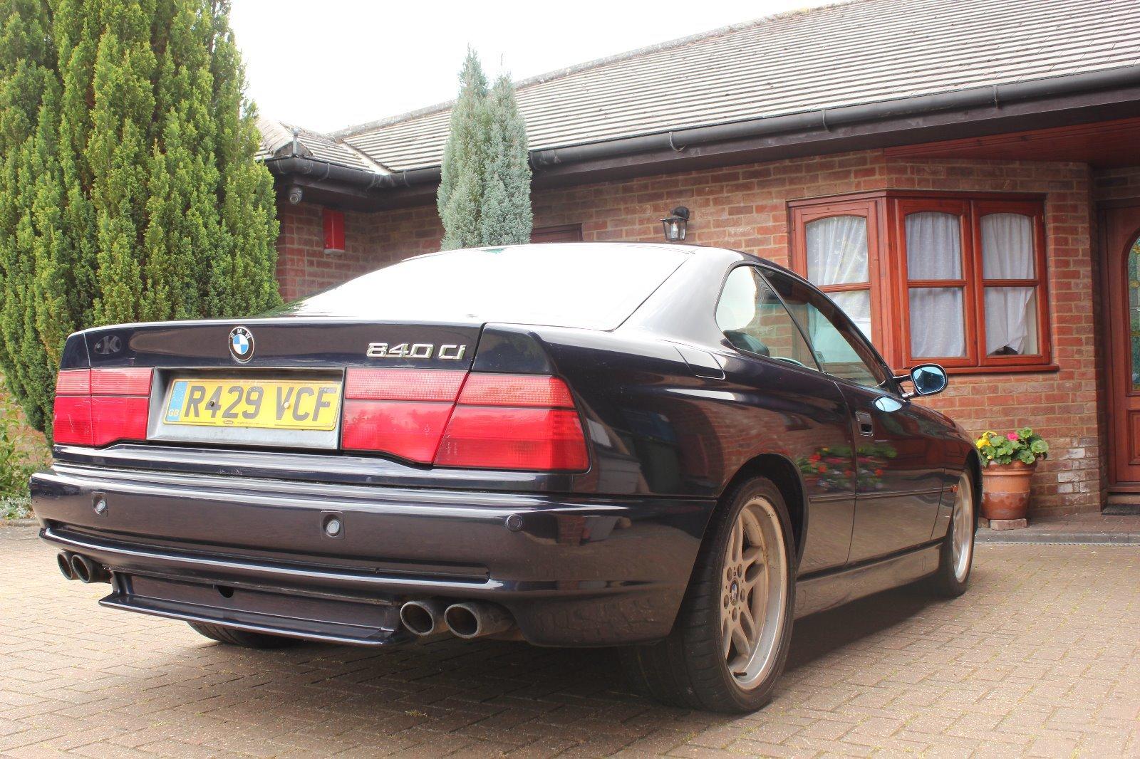 1998 BMW 840CI SPORT INDIVIDUAL 4.4 840 Ci E31 For Sale (picture 1 of 6)