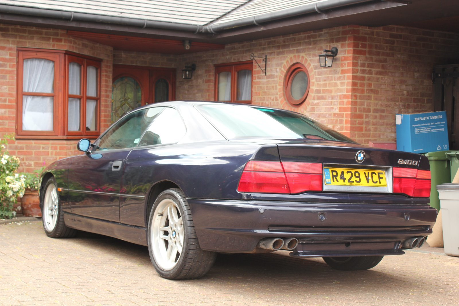 1998 BMW 840CI SPORT INDIVIDUAL 4.4 840 Ci E31 For Sale (picture 2 of 6)