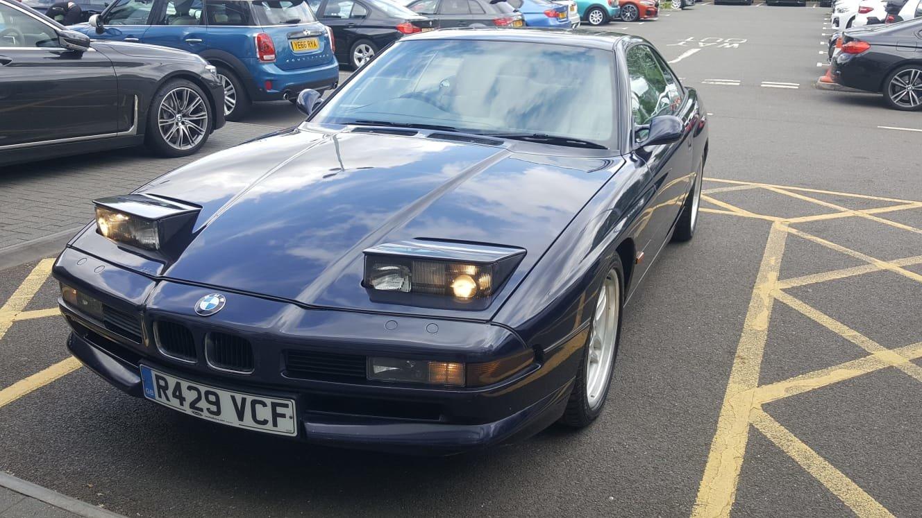 1998 BMW 840CI SPORT INDIVIDUAL 4.4 840 Ci E31 For Sale (picture 6 of 6)