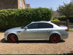 2006 BMW E60 M5 facelift S85 LCI One of the best  For Sale