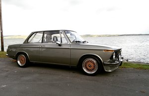 BMW 1602 2002 M10 *Stunning Restored* 1975 LHD For Sale