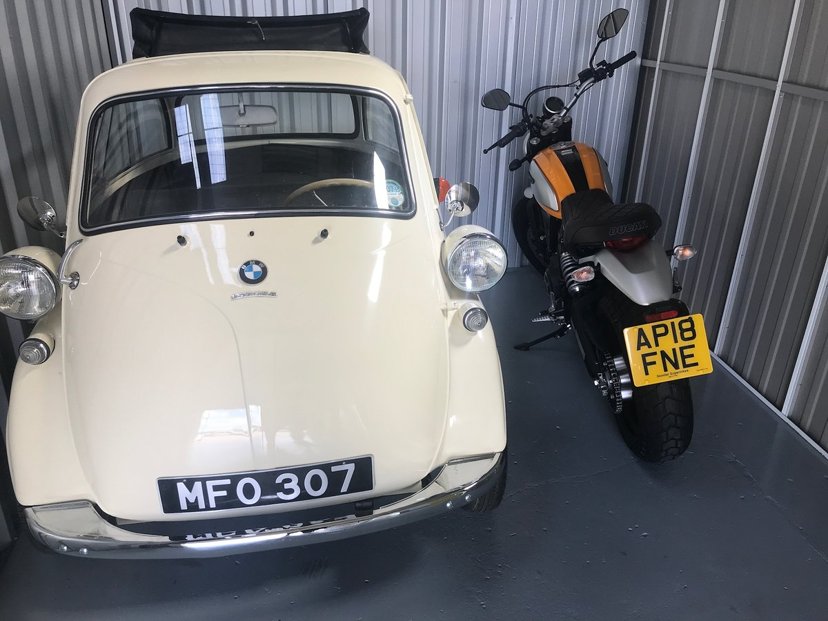 1960 Isetta  For Sale (picture 5 of 6)
