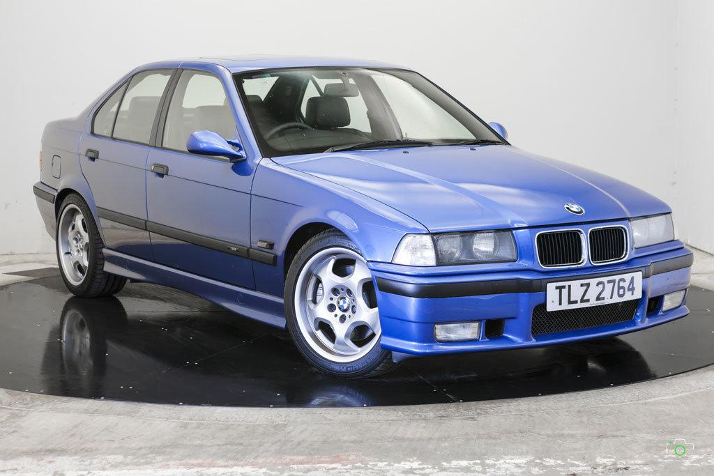 1996 BMW E36 M3 Evo Saloon For Sale (picture 1 of 6)