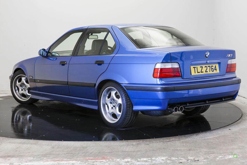 1996 BMW E36 M3 Evo Saloon For Sale (picture 2 of 6)