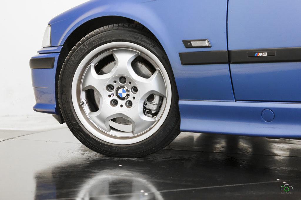 1996 BMW E36 M3 Evo Saloon For Sale (picture 3 of 6)