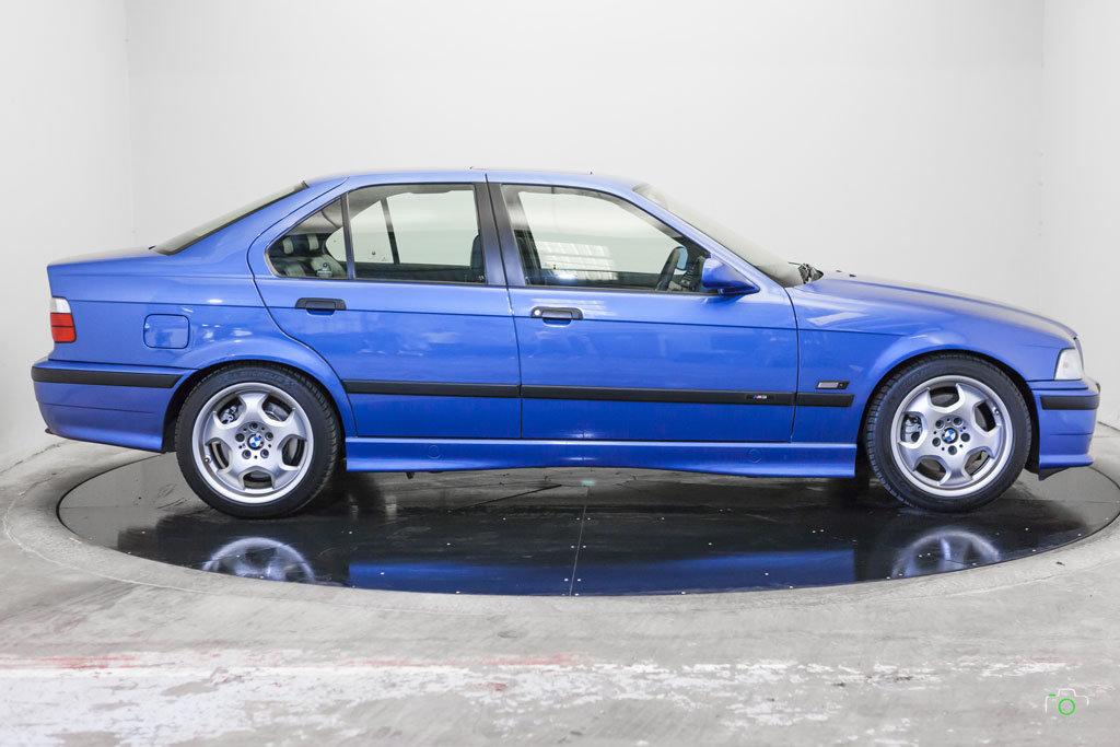 1996 BMW E36 M3 Evo Saloon For Sale (picture 4 of 6)
