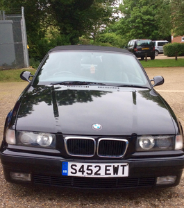 1998 BMW 323i Series Convertible quick sale