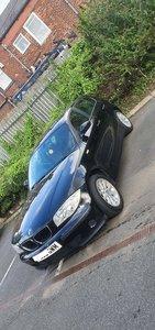 2006 BMW 1 series honest car