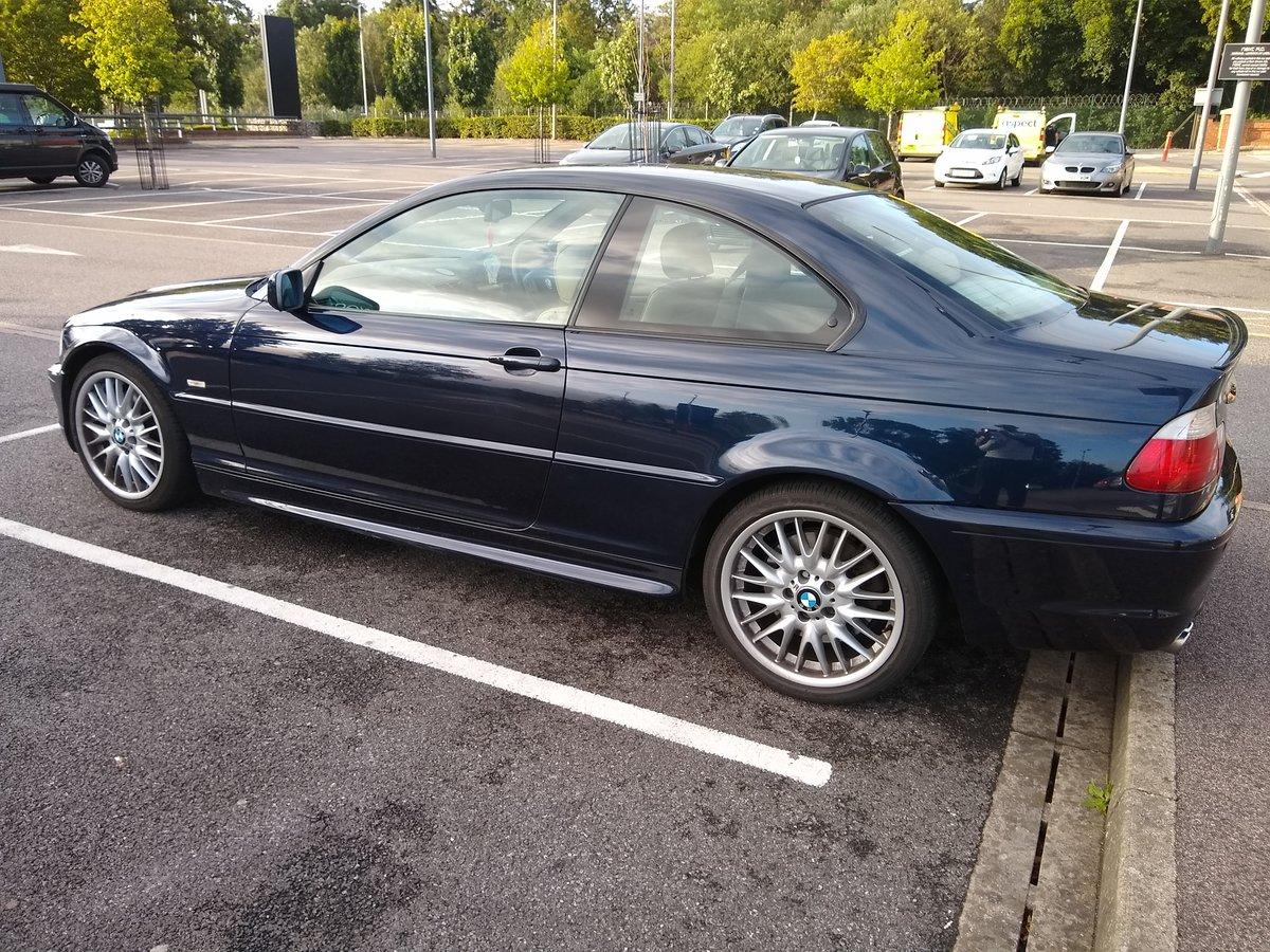 2002 BMW E46 M Sport, 330ci FSH, excellent condition For Sale (picture 3 of 6)