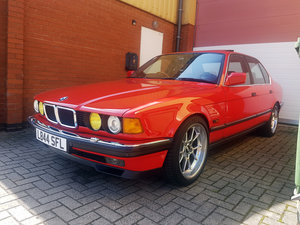 1994 BMW E32 740i Individual color For Sale