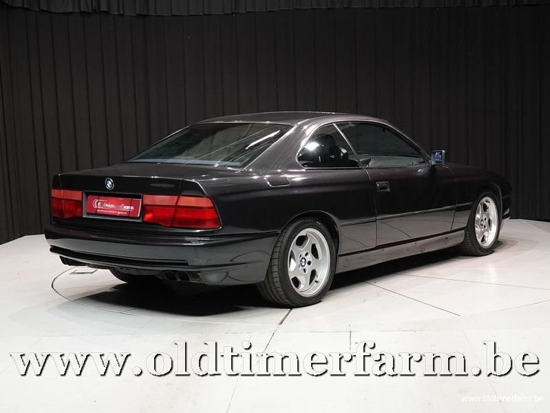 1990 BMW 850i '90 For Sale (picture 2 of 6)