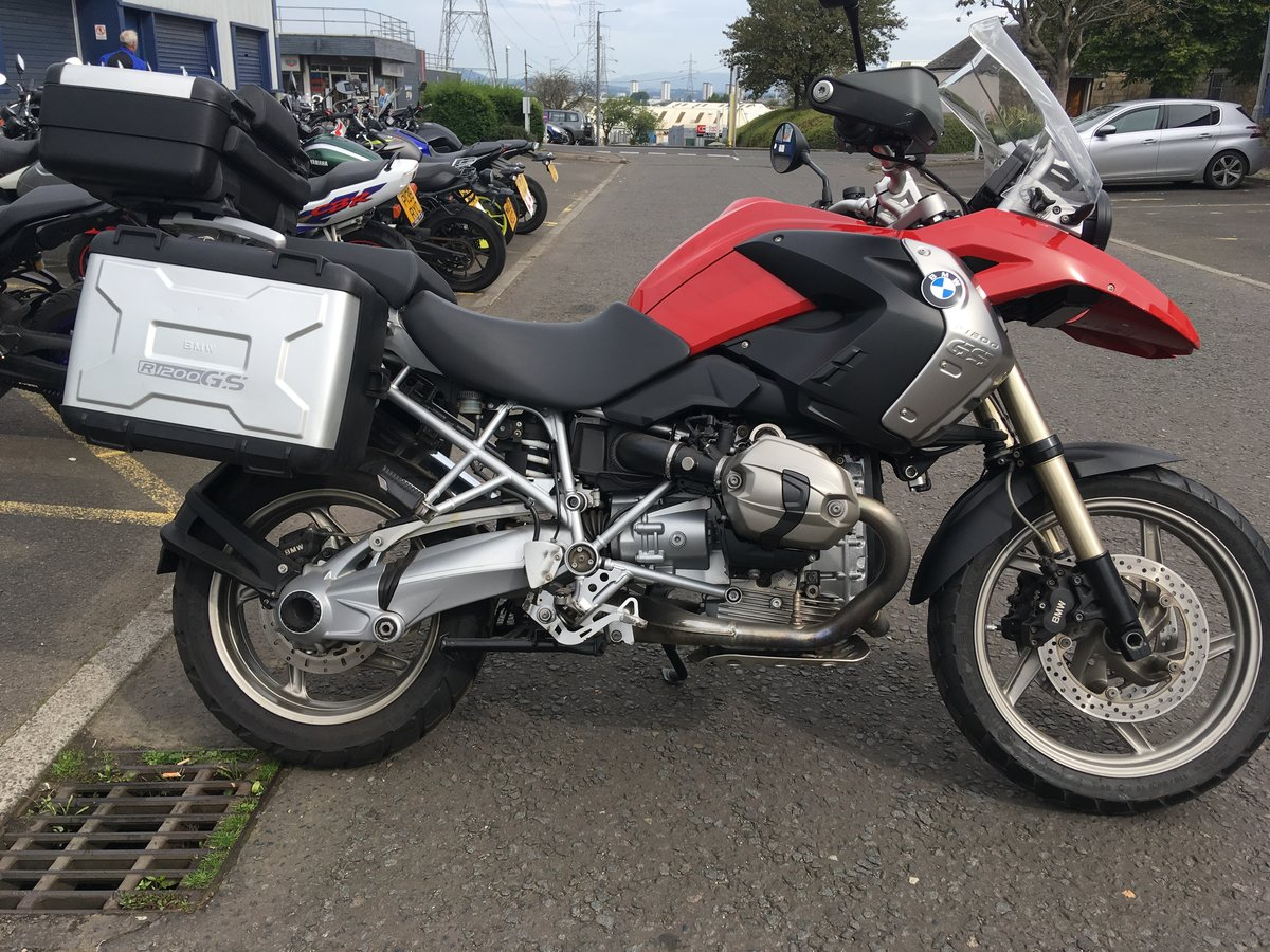 2011 Bmw r1200gs tu For Sale (picture 1 of 6)