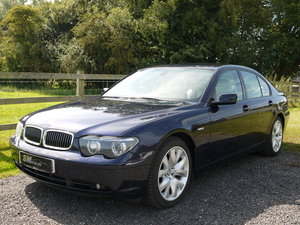 2003 BMW 730i SPORT AUTO, FULL SERVICE HISTORY, LOW MILEAGE For Sale