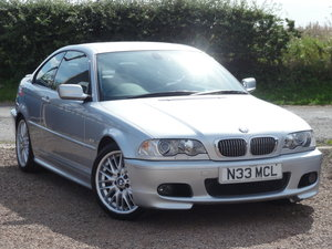 2001 BMW E46 330ci M Sport, Automatic, 1 Owner, Only 74k Miles